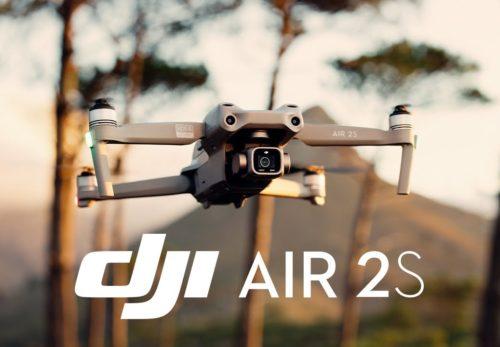 新機材『 DJI AIR 2S 』を導入しました!